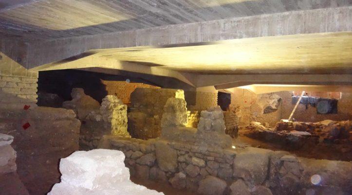 Arqueologia Santa Catalina